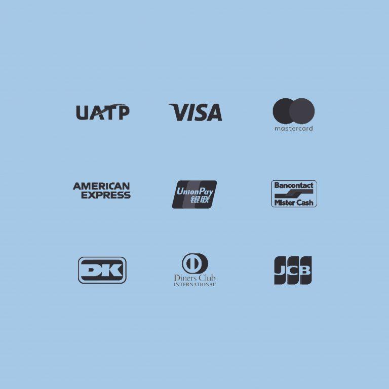 Main Card Schemes Partners Off Black