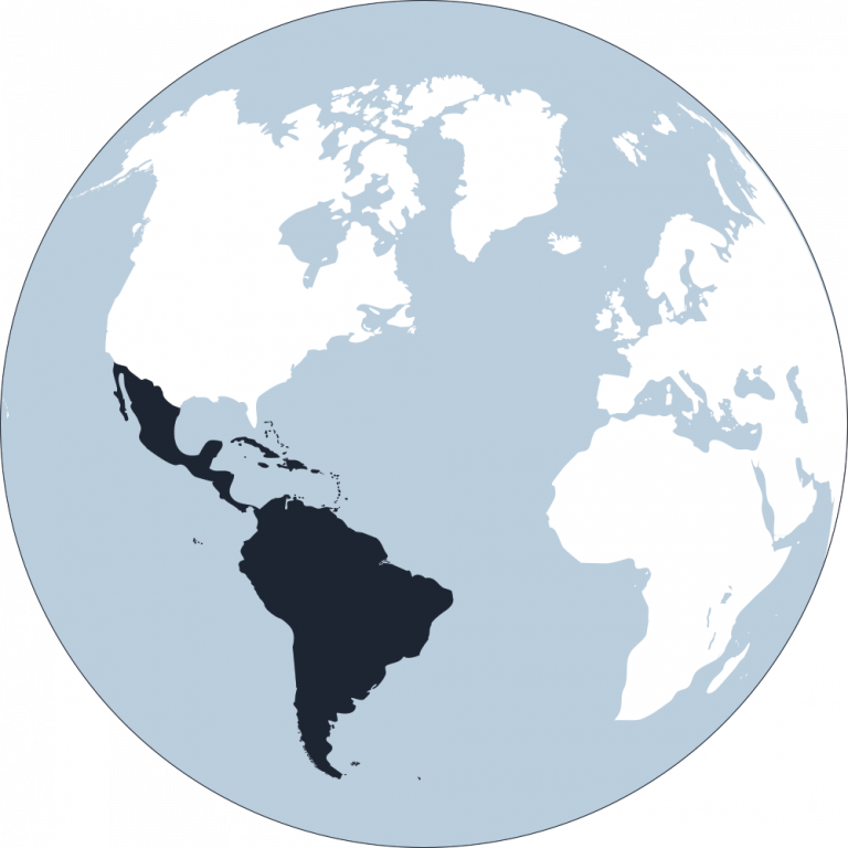 Maps Latin America FP