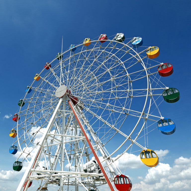 Theme park - Tour and activity