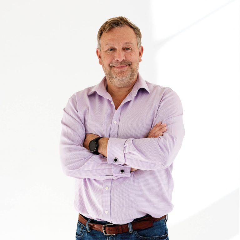 Krisitian Gjerding, CEO, Head of Strategic Execution